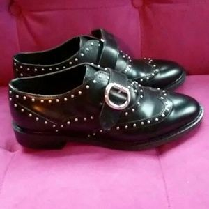Marc Fisher Studded Oxfords